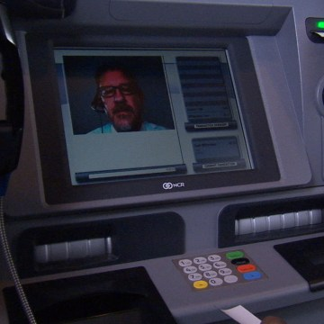 Image: High-tech ATM