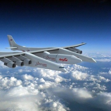 Stratolaunch firms up its relationship with Orbital for air