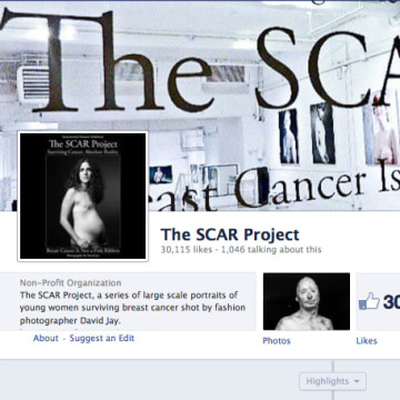 The SCAR Project Facebook page