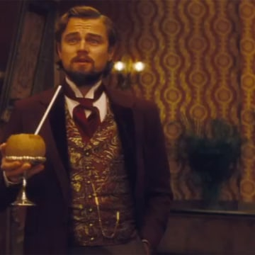 "Image: Leonardo DiCaprio in ""Django Unchained"""