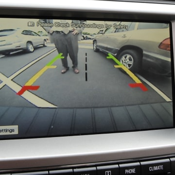 Image: Rearview mirror