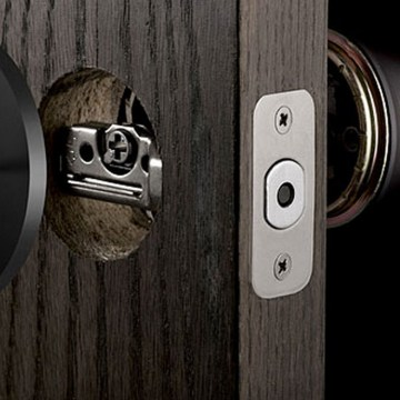 August Smart Lock installation diagram