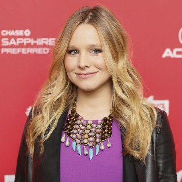 "Actress Kristen Bell helped raise funds for a ""Veronica Mars"" movie via Kickstarter."