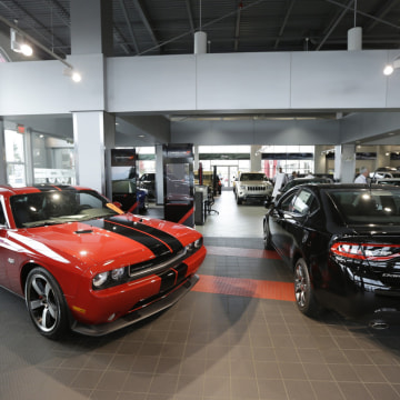 Chrysler kicked off automakers' monthly sales by posting an 11 percent increase in Oct., showing that buyers returned to showrooms after the 16-day go...
