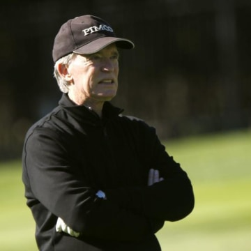 Pacific Investment Management (PIMCO) founder and co-chief investment officer Bill Gross, seen here at Pebble Beach Golf Links in 2012, argues that the rich didn't really earn all of that wealth and therefore should share more of that good fortune.