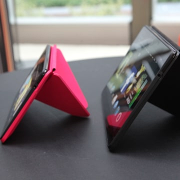 Kindle Fire HDX Origami cover