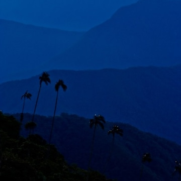 The Sierra Nevada de Santa Marta of Colombia