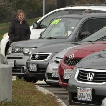Consumers are finally getting a break on used car prices and loans, industry trackers say.