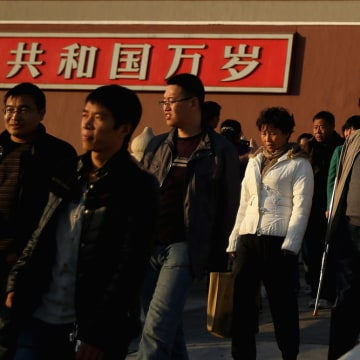 Today's boomers, tomorrow's pensioners. China's leaders approved sweeping social and economic reforms, including a relaxation of its one-child policy.