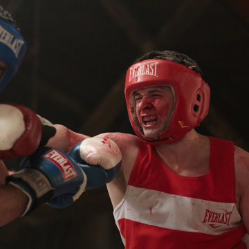 Image: White Collar Brawlers