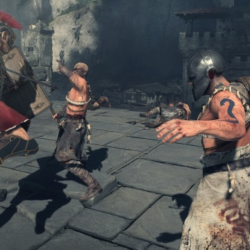 """Ryse"" is the most visually impressive next-generation game available at launch, though the copious amounts of gore the game dishes out aren't fit for the whole family."