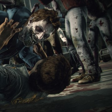 """Dead Rising"" isn't exactly groundbreaking. If you're looking for a way to kill a lot of zombies on a next-gen system, it's your best bet."