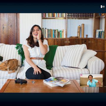 Xbox One's Skype app
