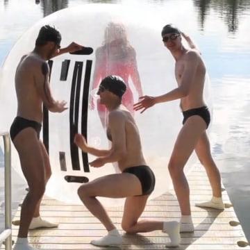 Image: Sperm dance