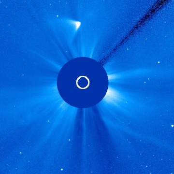 Image: ISON aftermath
