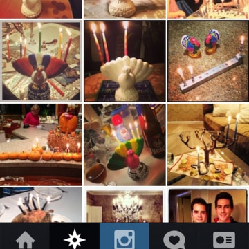 "IMAGE: ""Menurkey"" photos posted on Instgram"