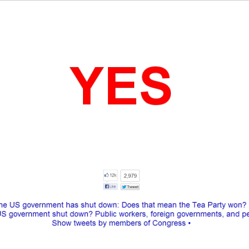 http://www.isthegovernmentshutdown.com/