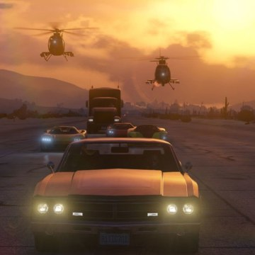 """GTA Online"" got off to a rocky start Tuesday when the online component of Rockstar's popular video game suffered from lags and complete outages."