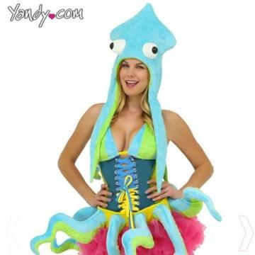 Sexy squid