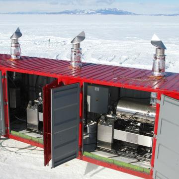 antarctic rese