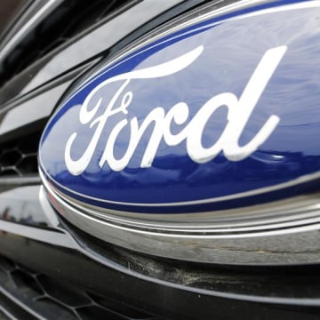Ford's outlook for the year is upbeat, with strength in North America and its Asia Pacific Africa region.