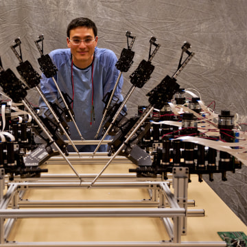 Raven, Surgical Robots in Biorobotics with Hawkeye King