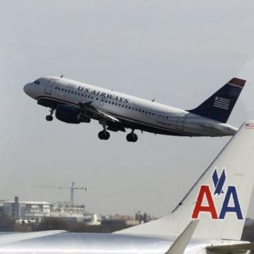 U.S. Airways jet