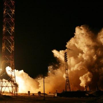 Image: Amos 4 launch