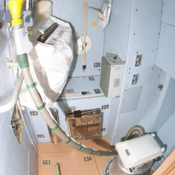 astronauts pee toilet - photo #17