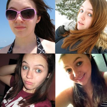 One mom's open letter on Facebook tells teen girls to stop with the sexy selfies.