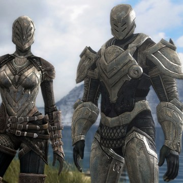 "Epic Games took the stage during Apple's iPhone event Tuesday to announce a new installment in its hit series of ""Infinity Blade"" games."