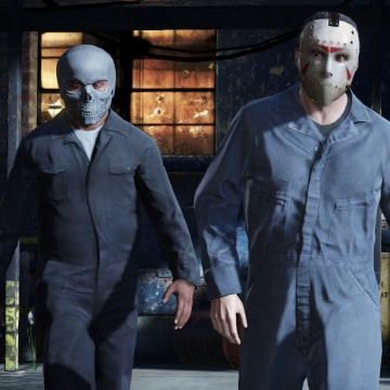 "The story in ""Grand Theft Auto V,"" the pursuit of which is an entirely optional endeavor, centers around a number of action-packed heists involving all three player characters."