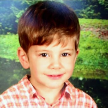 4-year-old boy Drake Smith Jr died after a rare but deadly amoeba infected him while he was playing on a back yard Slid 'N Slide in Louisiana.