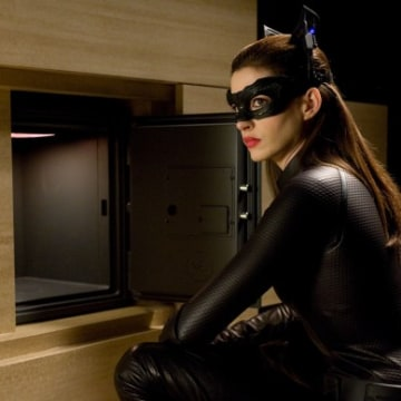 If you are going to use TouchID on your new iPhone 5S, make sure you don't leave your fingerprints lying around where Catwoman can find them.