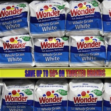 Wonder bread is back on store shelves after nearly a year away. Flowers Foods Inc. bought Wonder from the now-defunct Hostess Brands.
