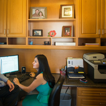 Joseph and Claudia Schulz, a husband-wife real estate team, wanted to form their own business for years but were daunted by giving up their employers'...