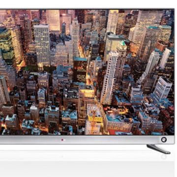 LG 65-inch LA9650 Ultra HD TV.