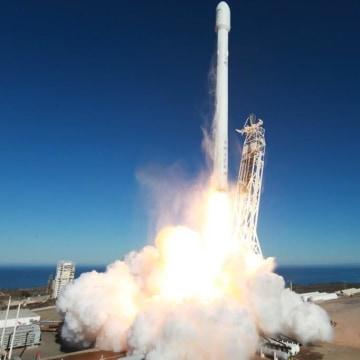 Image: Falcon 9 v1.1 launch