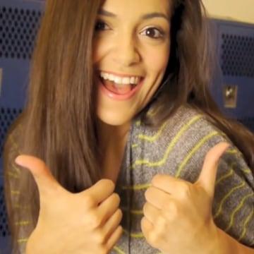 Mota's videos have garnered her a huge fashion following online.