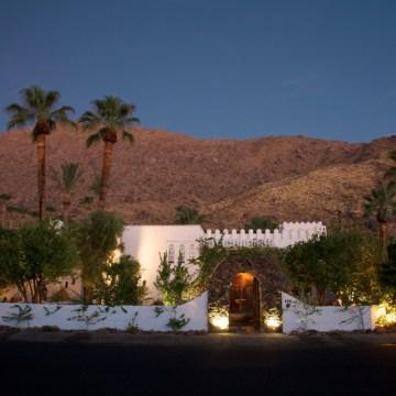 Image: Korakia Pensione in Palm Springs, Calif.