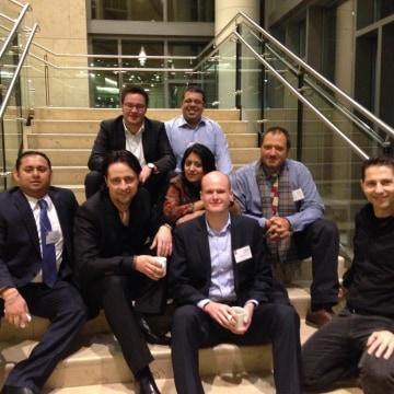 Team Eterni.me developed their idea at the MIT's entrepreneurship bootcamp.