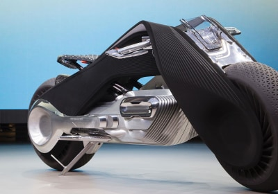 Can Augmented Reality Make Motorcycles Safer?