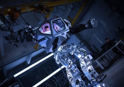 This Giant Robot is Action Movies Come to Life
