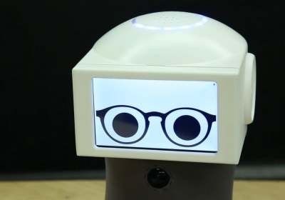 Meet the Adorable, Sassy Robot That Speaks in GIFs