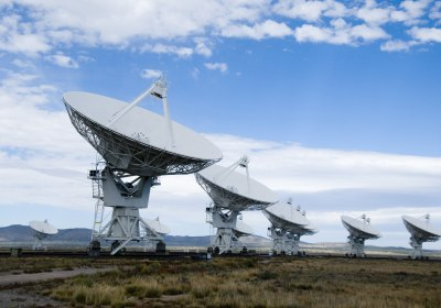 What's Causing Those Mysterious 'Bursts' From Deep Space?