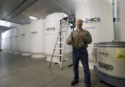 Here's How Far Cryonic Preservation Has Come in the 50 Years Since 'Bedford Day'