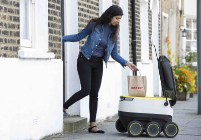 Super-Speedy Delivery Robots May Bring Odd Shift in Our Buying Habits