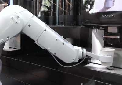 Robot Barista Serves Up a Coffee Revolution