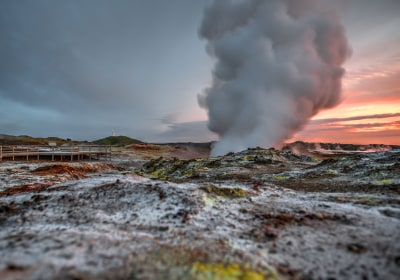 Scientists Drill Deep to Harness the Awesome Energy of Volcanoes