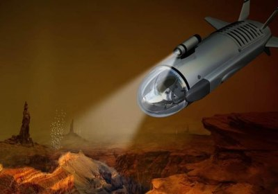 Why NASA Wants to Send a Submarine to Titan